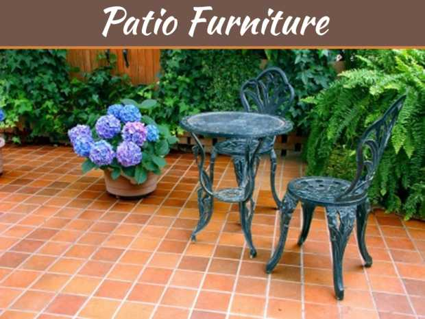 Wrought-Iron-Patio-Furniture-For-Classic-Good-Looks