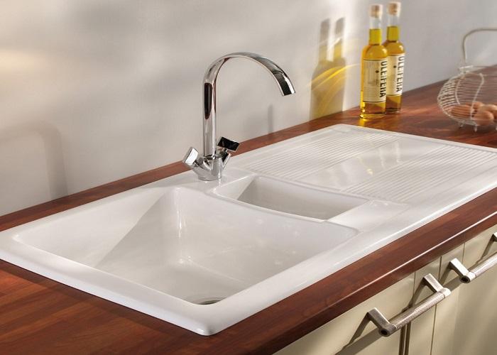 ceramic kitchen sink_1 - Ceramic Kitchen Sink