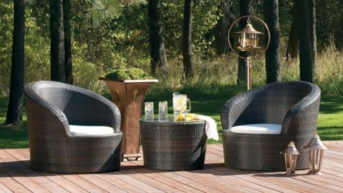 Contemporary Patio Furniture And Outdoor Furniture