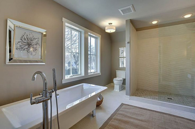 Wallet friendly design tips for an unadulterated bathroom - Quadri in bagno ...