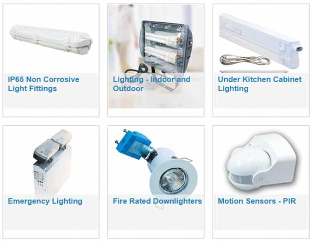 Energy-efficient Lighting Solutions