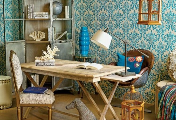Old Home Helps to Make a Vintage Style Look New