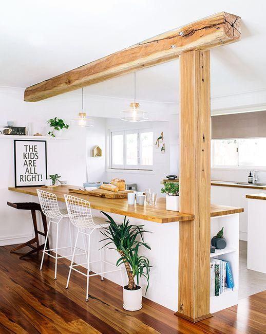 Modern and Informal Kitchens
