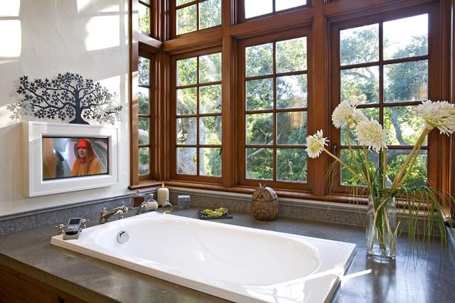 Modern Facilities in Bathroom