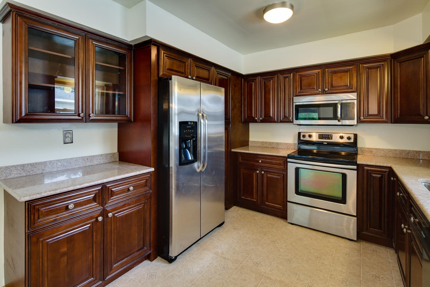 perfect blend of elegance and functionality rta kitchen