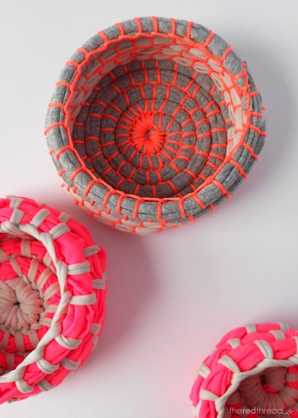 DIY Fabric Bowl