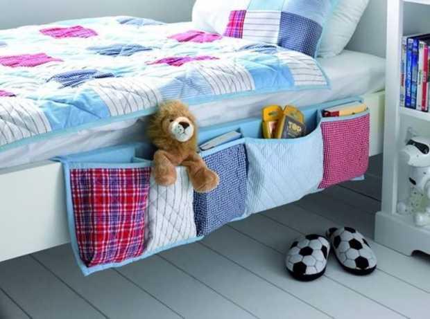 Hanging Bedside Organiser