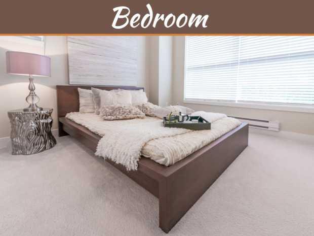 Color Scheme for Redecorating Bedroom