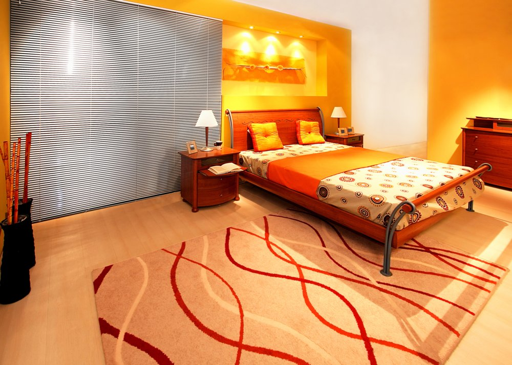 How to decorate your home in bright colors for spring my for Redecorating your bedroom