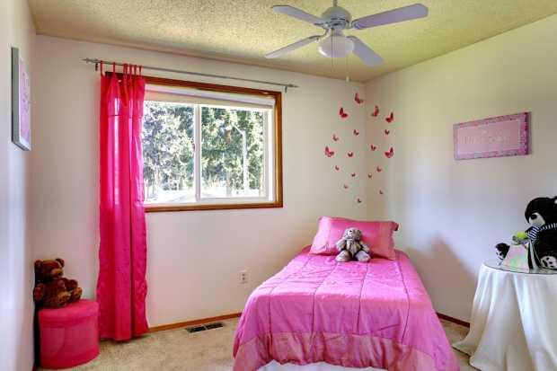 Kid's Room Interior Design Tips