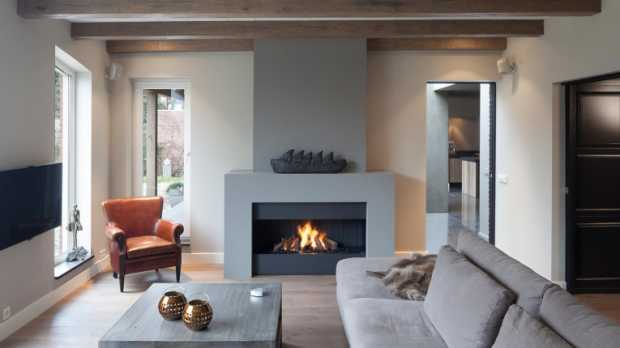 Centerpoint Fireplace Design