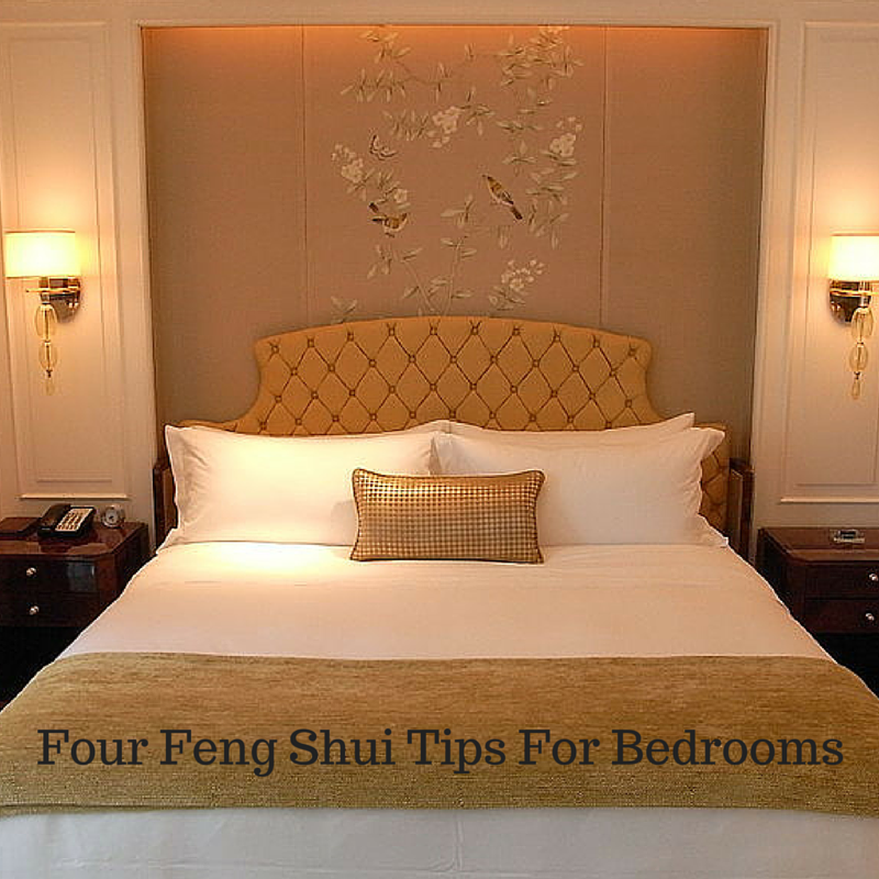 Four Feng Shui Tips For Bedrooms