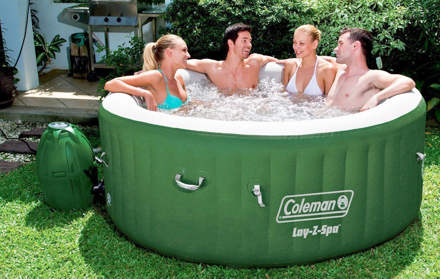 Hot Tub Party Ideas