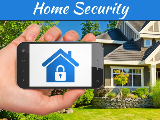 The Ten Benefits Of Robust Home Security