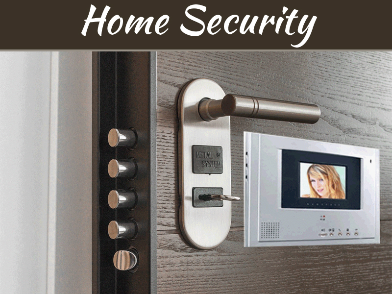 Simple Security Solutions - 4 Ways To Protect Your Home