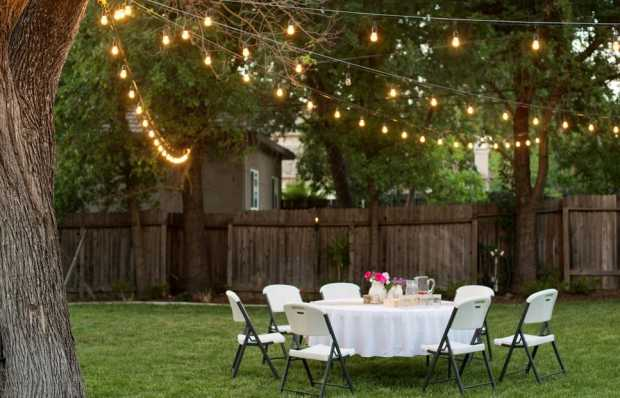 Decorating Tips to Make Your Nest Backyard Bash Unforgettable