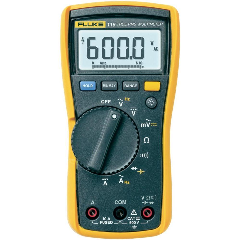 Fluke 115 Compact True RMS Multimeter