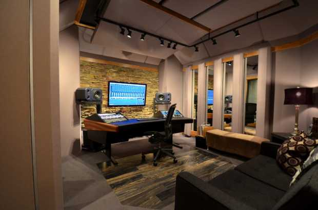 Studio Apartment Color Scheme