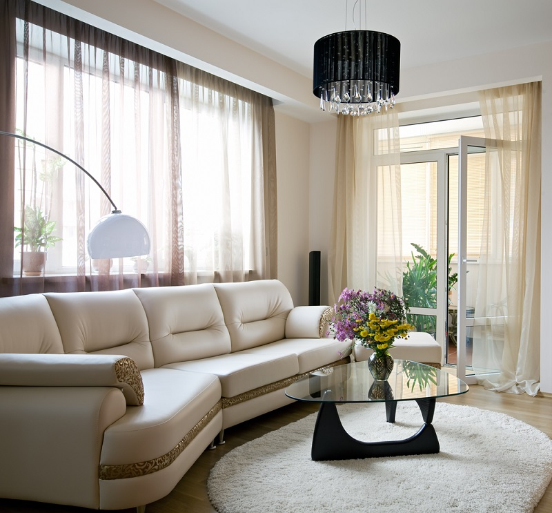 Less Expensive Curtains for Your Windows