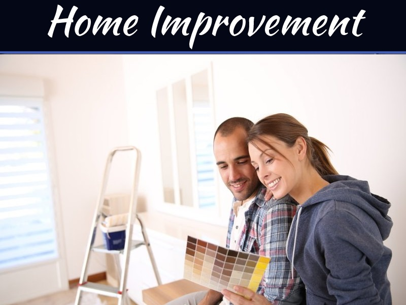 Customized curtains give house office perfect window for Home improvement costs