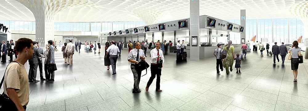 Terminal 2 - Mumbai International Airport
