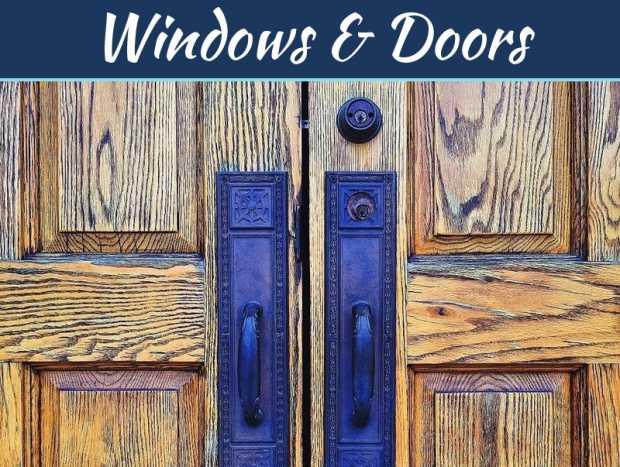 5 Interesting Door Styles for Your Home