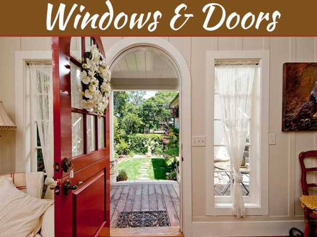 5 Kinds Of Doors You Need To Know About