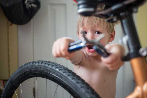 Store Away Things That Can Harm The Kids