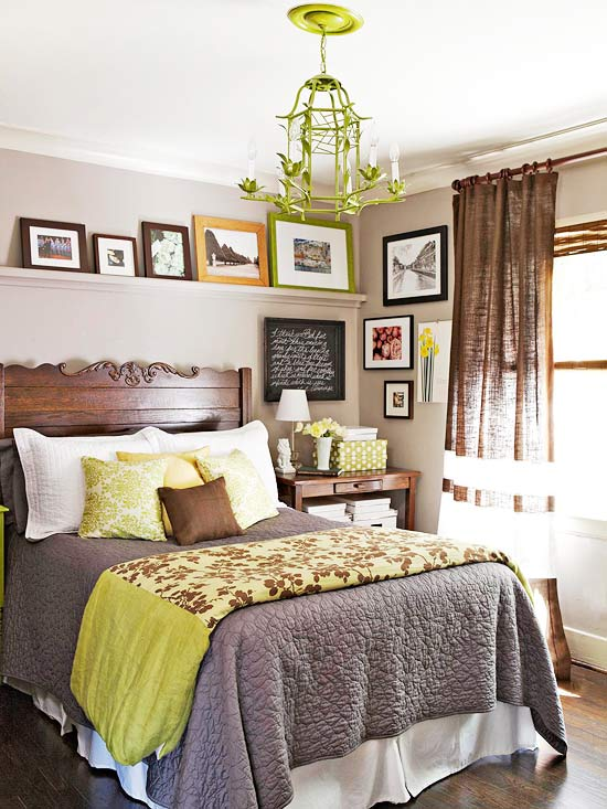 Seven cozy ideas for decorating a minimalist bedroom my for Window treatments 2016