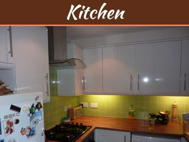 Greening Things up in Your Kitchen