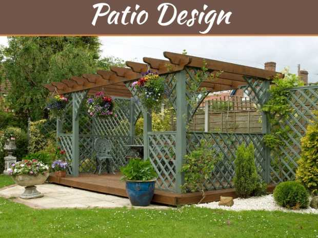Meet The Pergola Your New Hot Weather Hideout