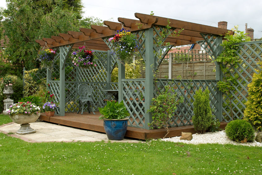 The Pergola For Home