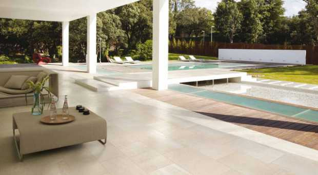 Porcelain Outdoor Tiles