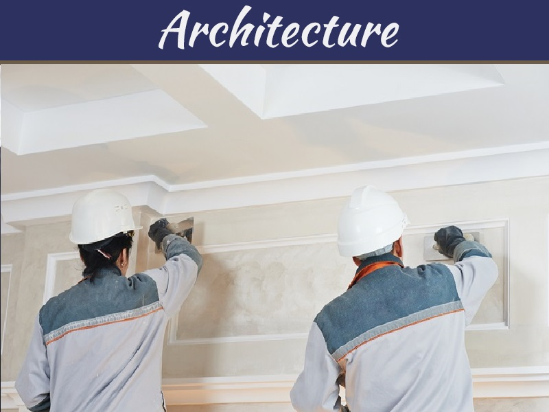 Pros of Hiring Plaster and Cornice Suppliers