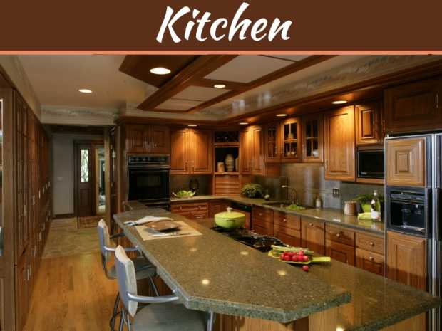 Stylish Kitchen Countertops Ideas For Modern Kitchen