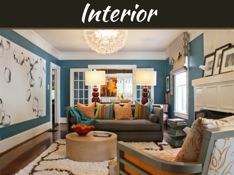 Interior Design: 5 Ways To Improve Your Home's Look This Summer