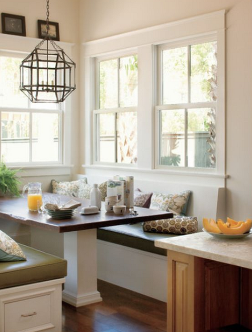 Decoration Ideals What You Need for a Better Breakfast Nook