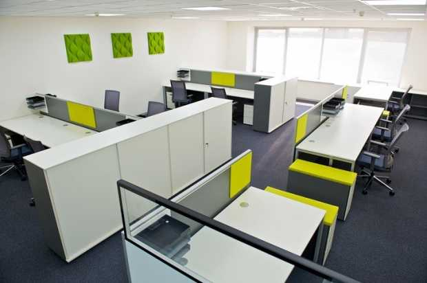 Smooth Office Fit Out