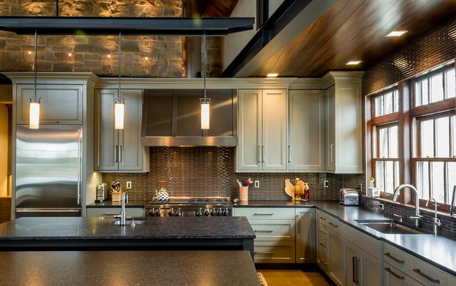 Contemporary Kitchen Designs 2014 50 modern kitchen designs that use unconventional geometry