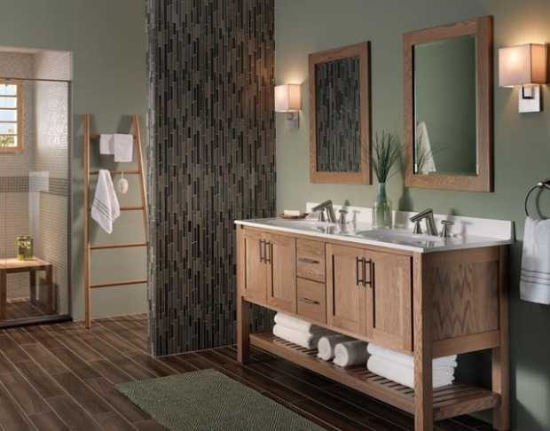Customize Bathroom Cabinets