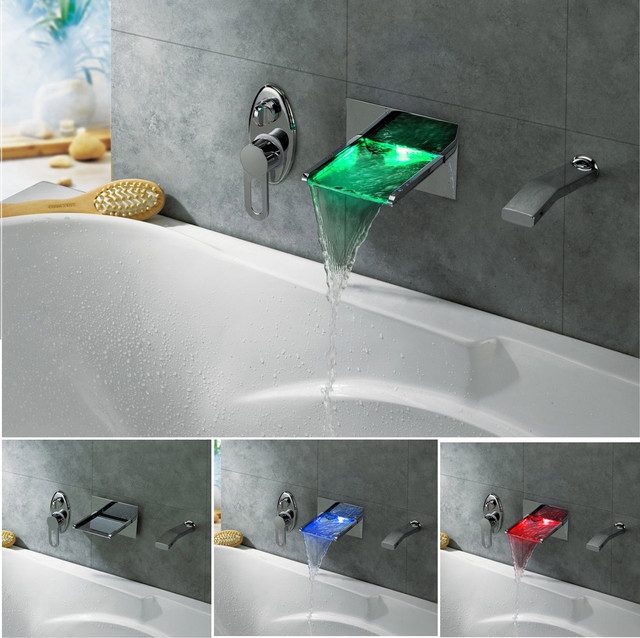 Modern Bathroom Faucets and Showerheads
