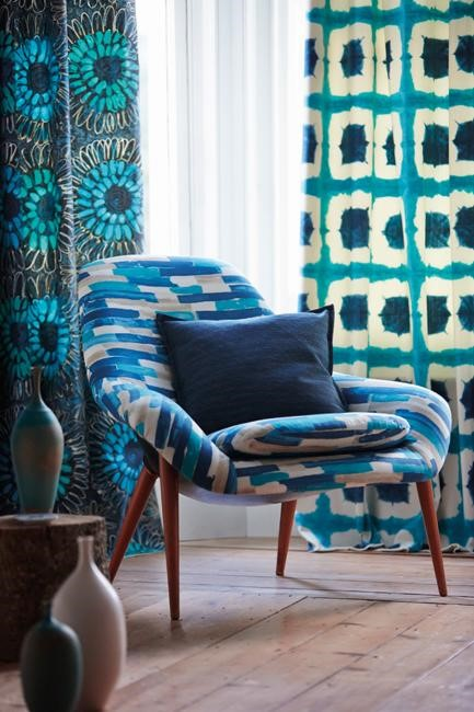 Fabrics for Decorating Homes