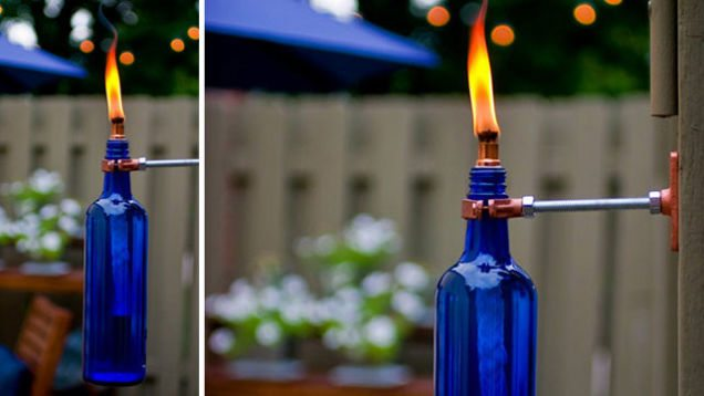 Mosquito Repelling Torch