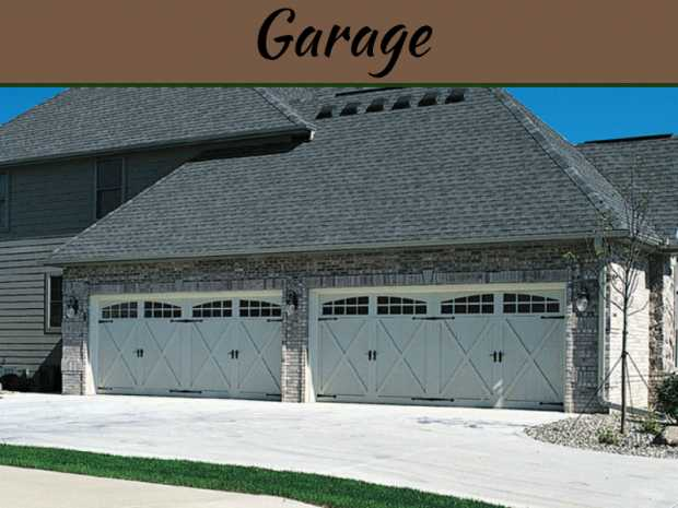Home Renovation: Garage Doors