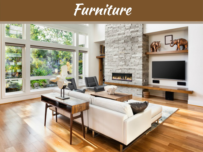 Impart an Elegant Look to Your Home Interior with Varieties of Designer Furniture