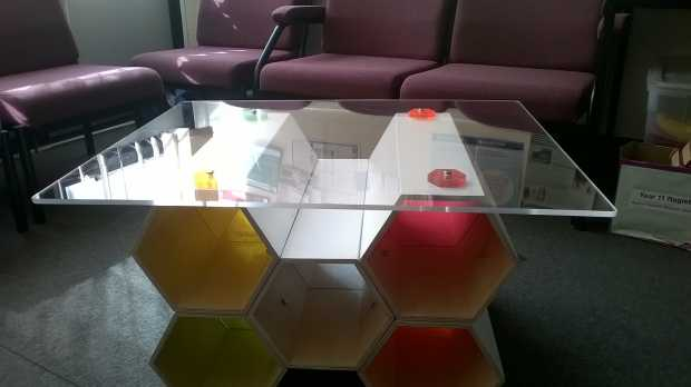 Polycarbonate Table