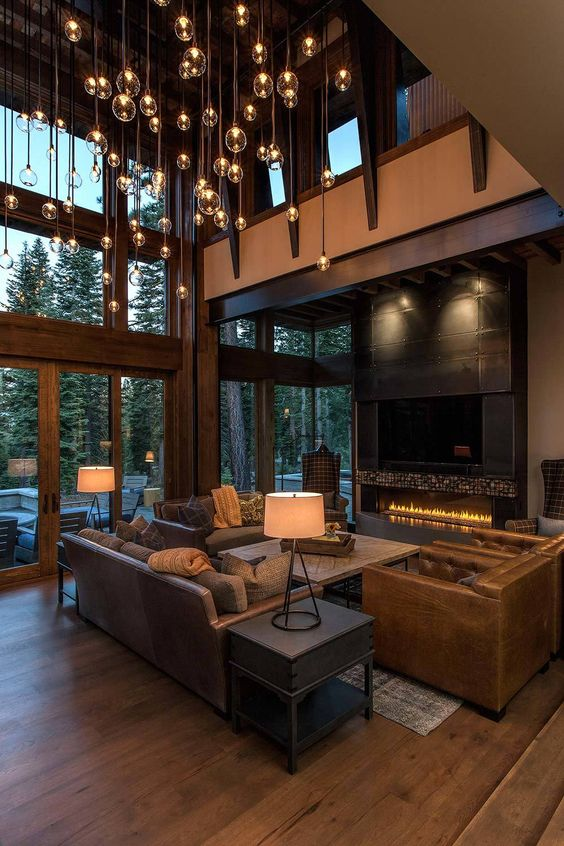Rustic Modern Home