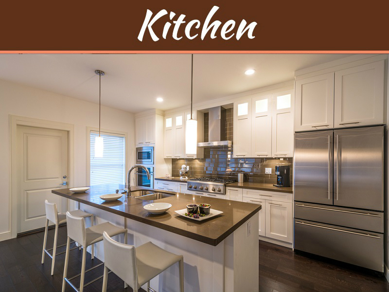 Transform Your Home with a Modern Kitchen