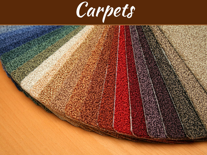 4 Different Carpet Designs for Your Next Renovation