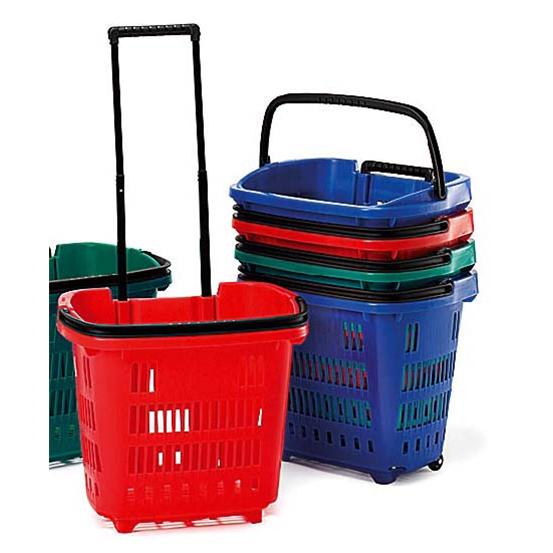 Baskets and Trolley